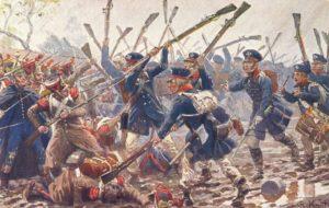 Die preußische Landwehr in der Völkerschlacht bei Dennewitz