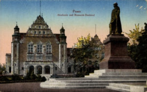 Bismarck Denkmal in Posen