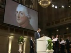 Prinz Georg Friedrich beim 300. Geburtstag Friedrich des Großen