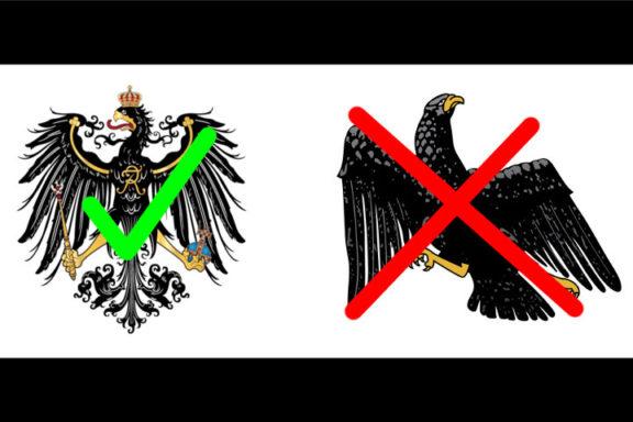 Preußen ist ein Königreich und kein Freistaat