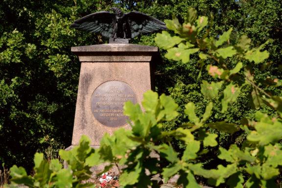 York-Blücher-Denkmal Nossentin