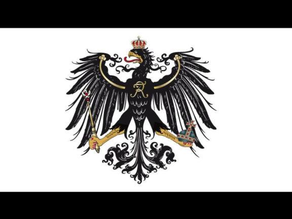 Flagge des Königreich Preußen