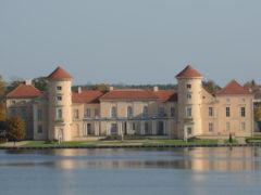 Schloss Rheinsberg im Brandenburger Havelland