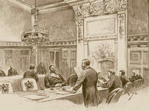 Bundesratssitzung 1894