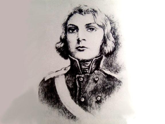 Eleonore Prochaska als August Renz