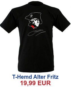 T-Hemd Alter Fritz