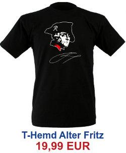 T-Hemd Alter Fritz